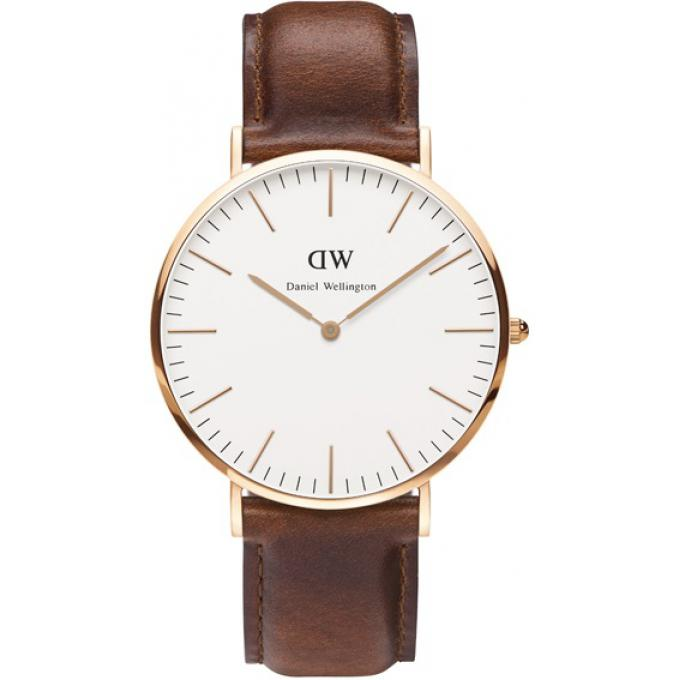 montre homme daniel wellington w0106dw montre dw ref st andrews rg classic 40mm marseille. Black Bedroom Furniture Sets. Home Design Ideas
