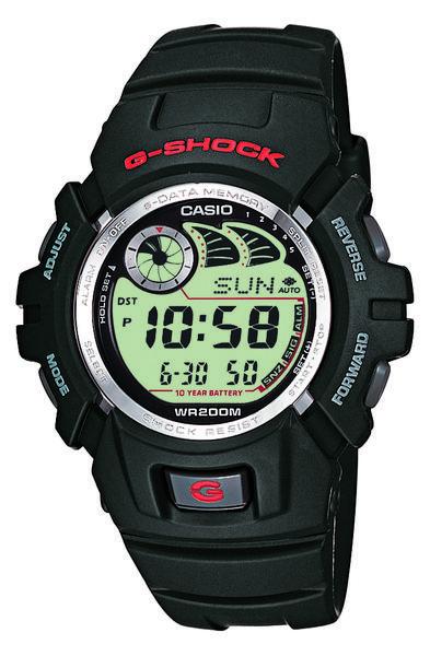 Montre sport homme CASIO G SCHOCK G-2900F-1VER
