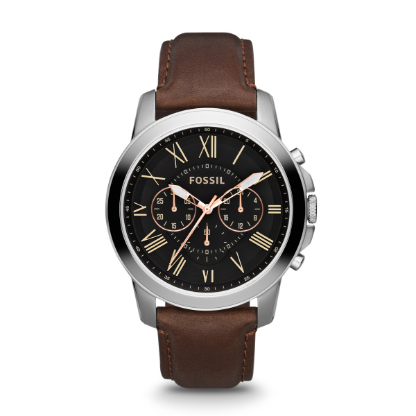 Montre homme Grant FOSSIL FS4813