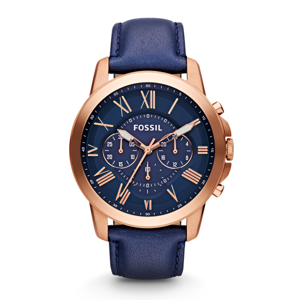 Montre FOSSIL homme Grant FS4835