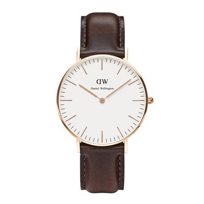 Montre homme bracelet cuir Classic Bristol Daniel Wellington W0511DW à Aix 13100
